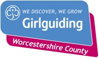 Girlguiding Worcestershire County Logo